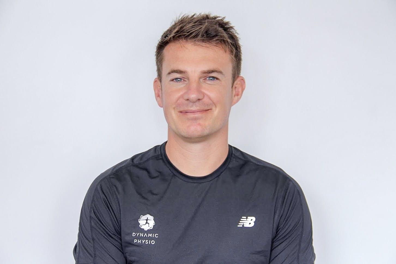 Allan Pearce - Physiotherapist