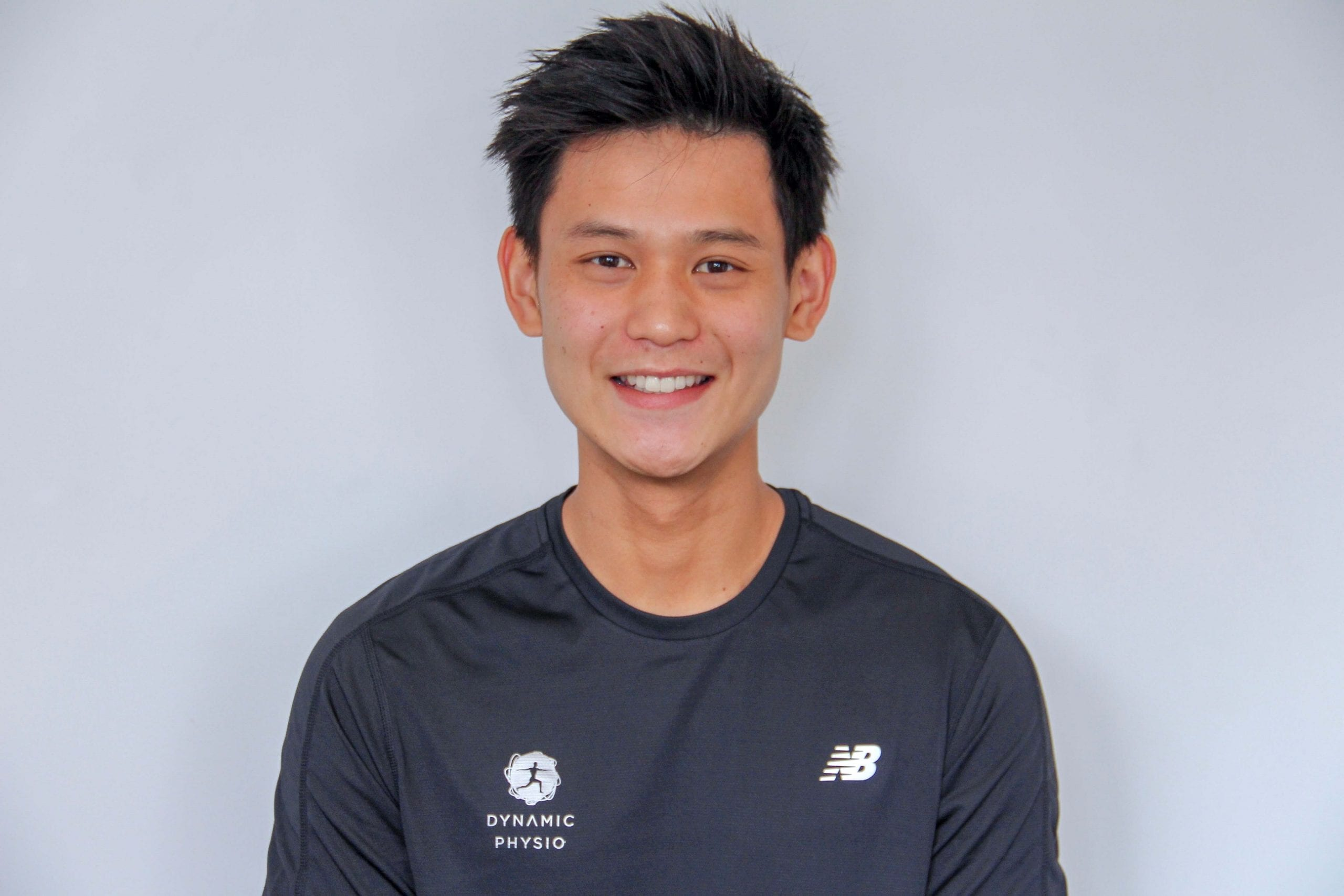 Simon Tse - Physiotherapist
