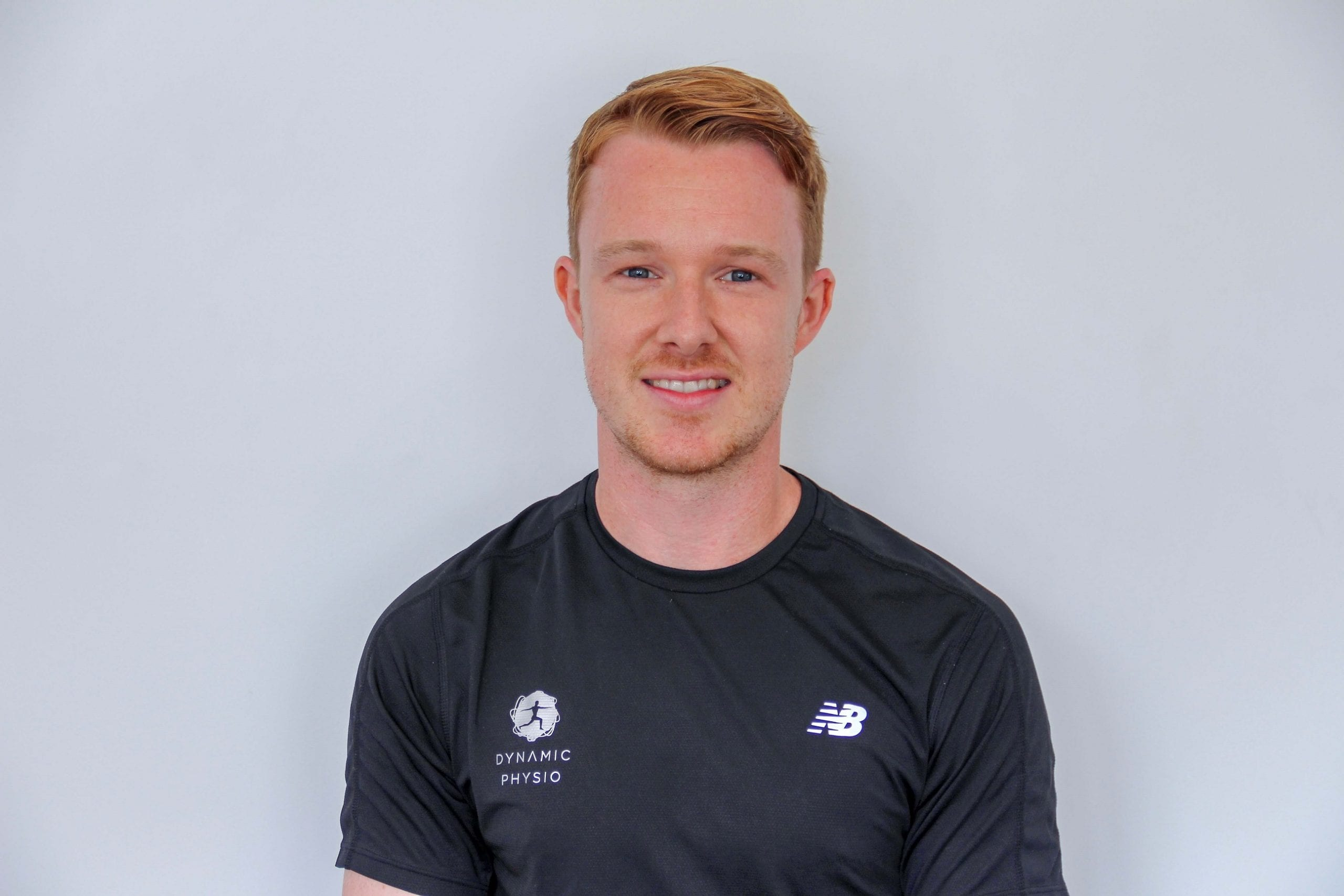 Tom Mason - Physiotherapist