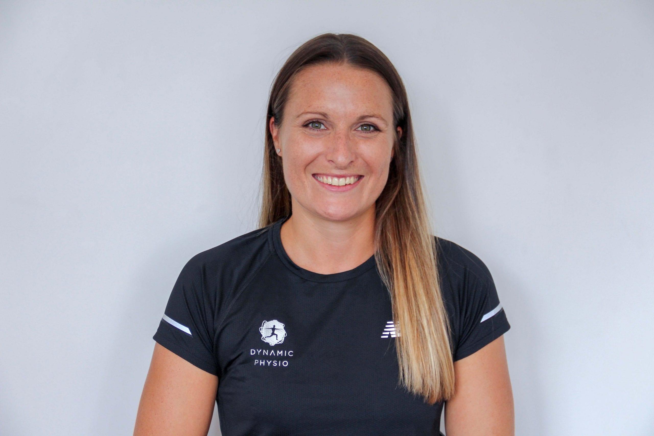 Tracey Lydiard - Physiotherapist