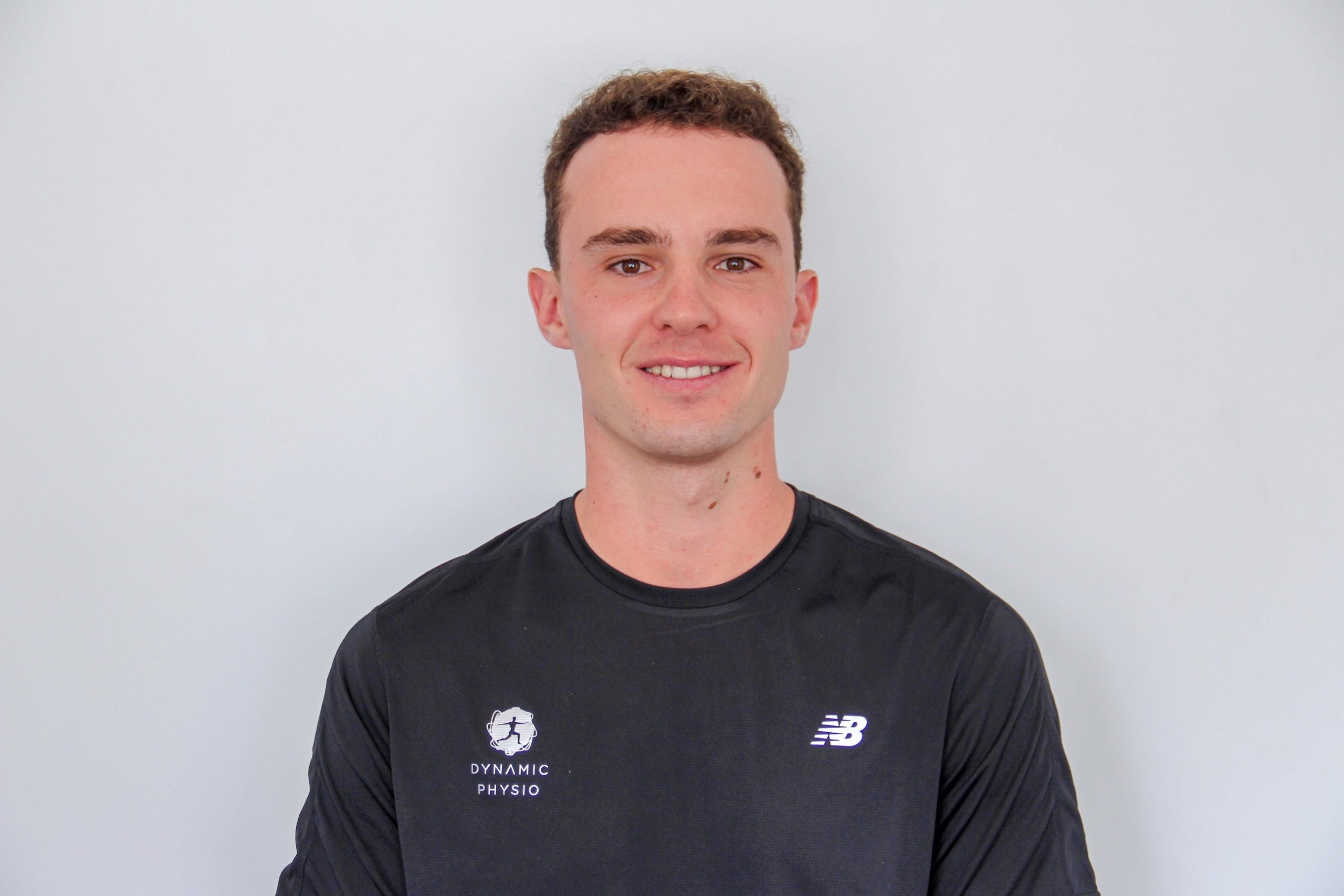 Zak Simpson - Physiotherapist