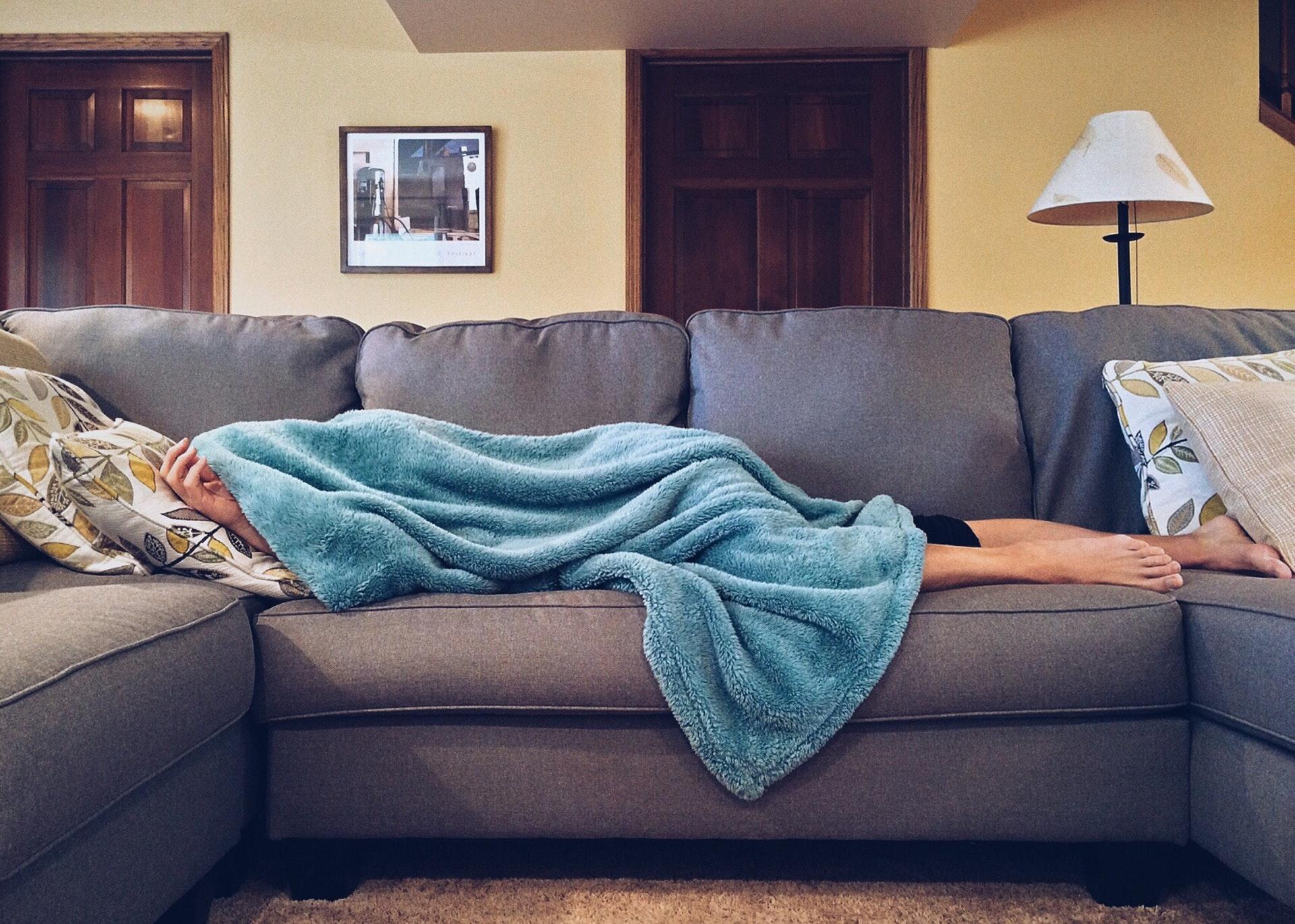 Exercising Through Illness – When to take a sick day