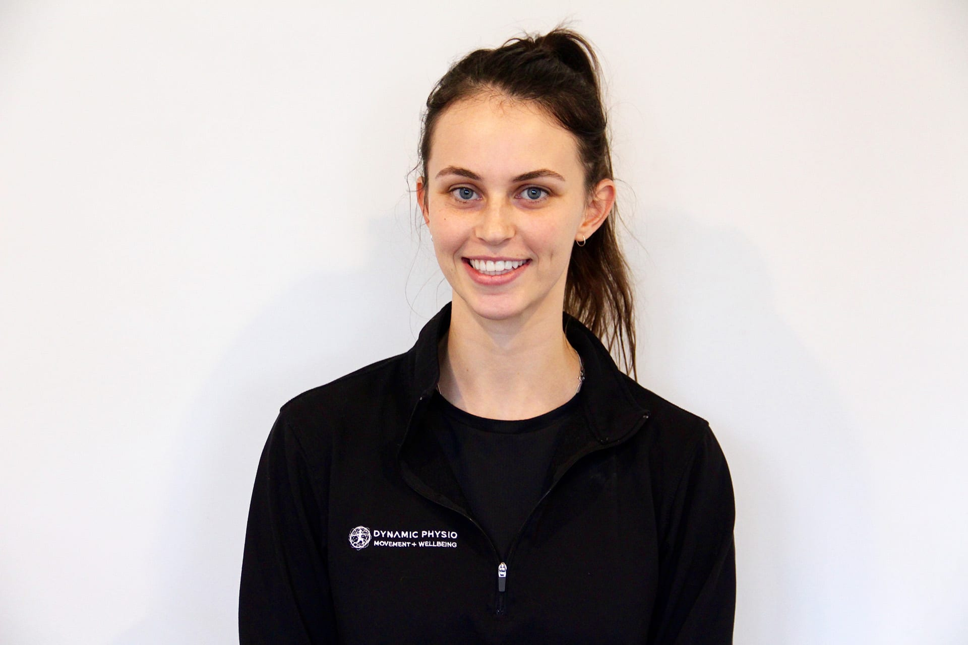 Physiotherapist Laura Houston
