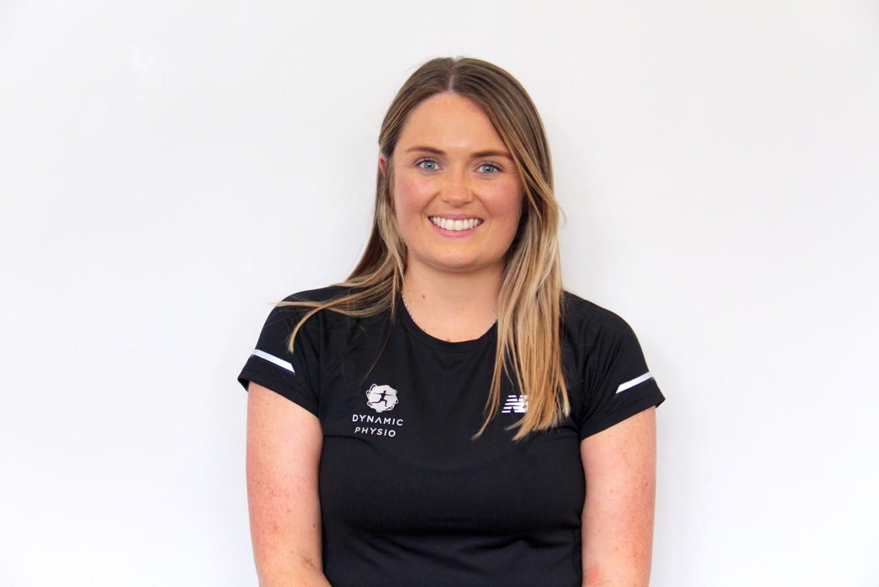 sophie rhodes at dynamic physio